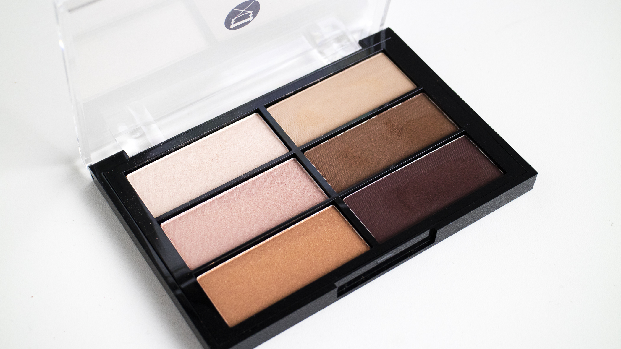 Viseart Highlight and Sculpt Palette