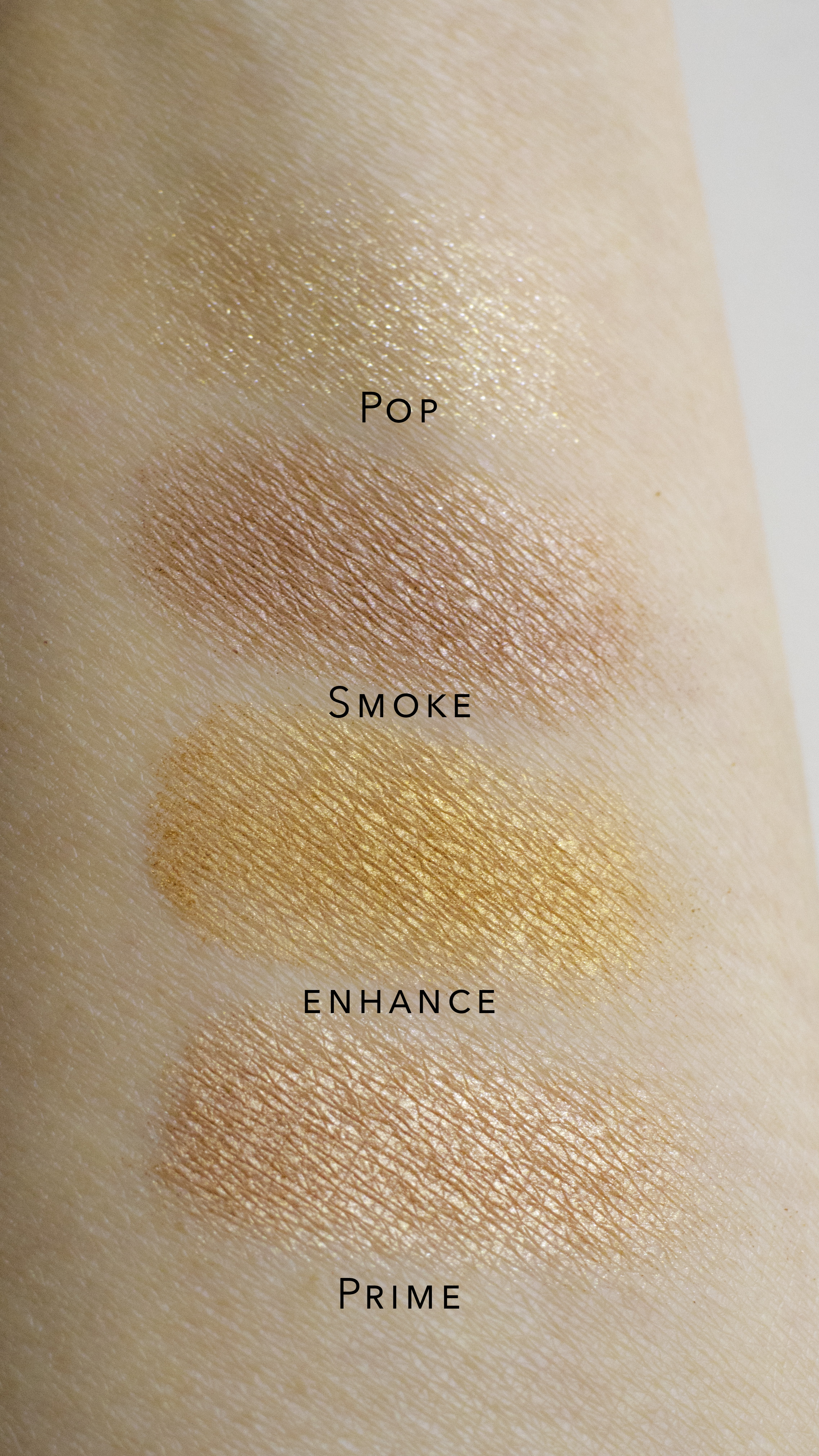 Legendary Muse Swatches