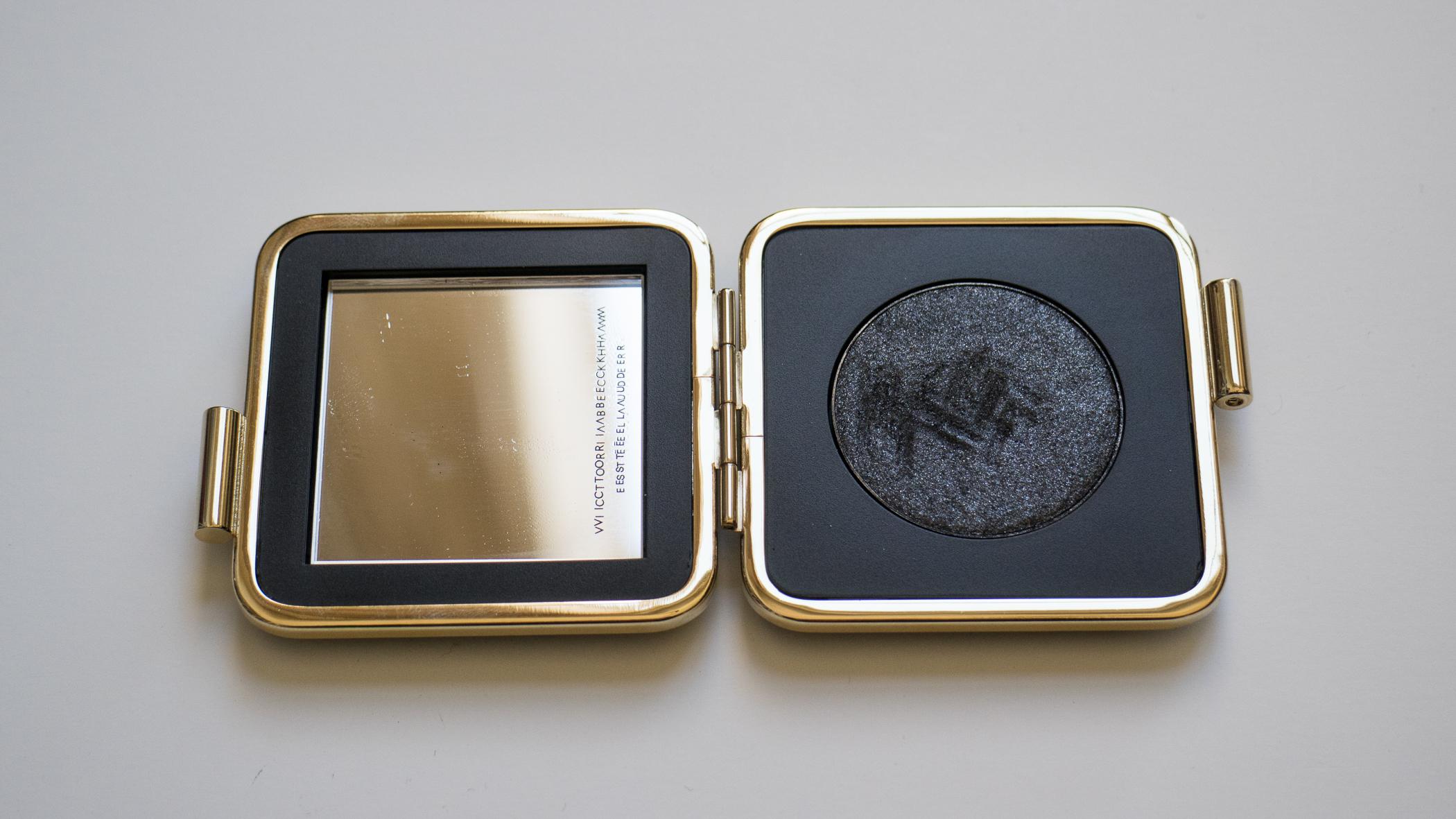 Victoria Beckham x Estee Lauder's Eye Ink in Black Myrrh.