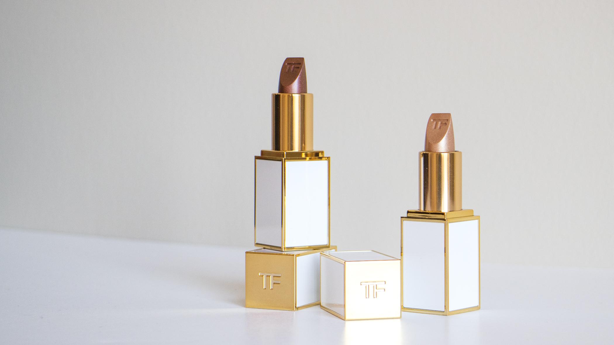 Lip Foils in Aperture (L) and Private Life (R)