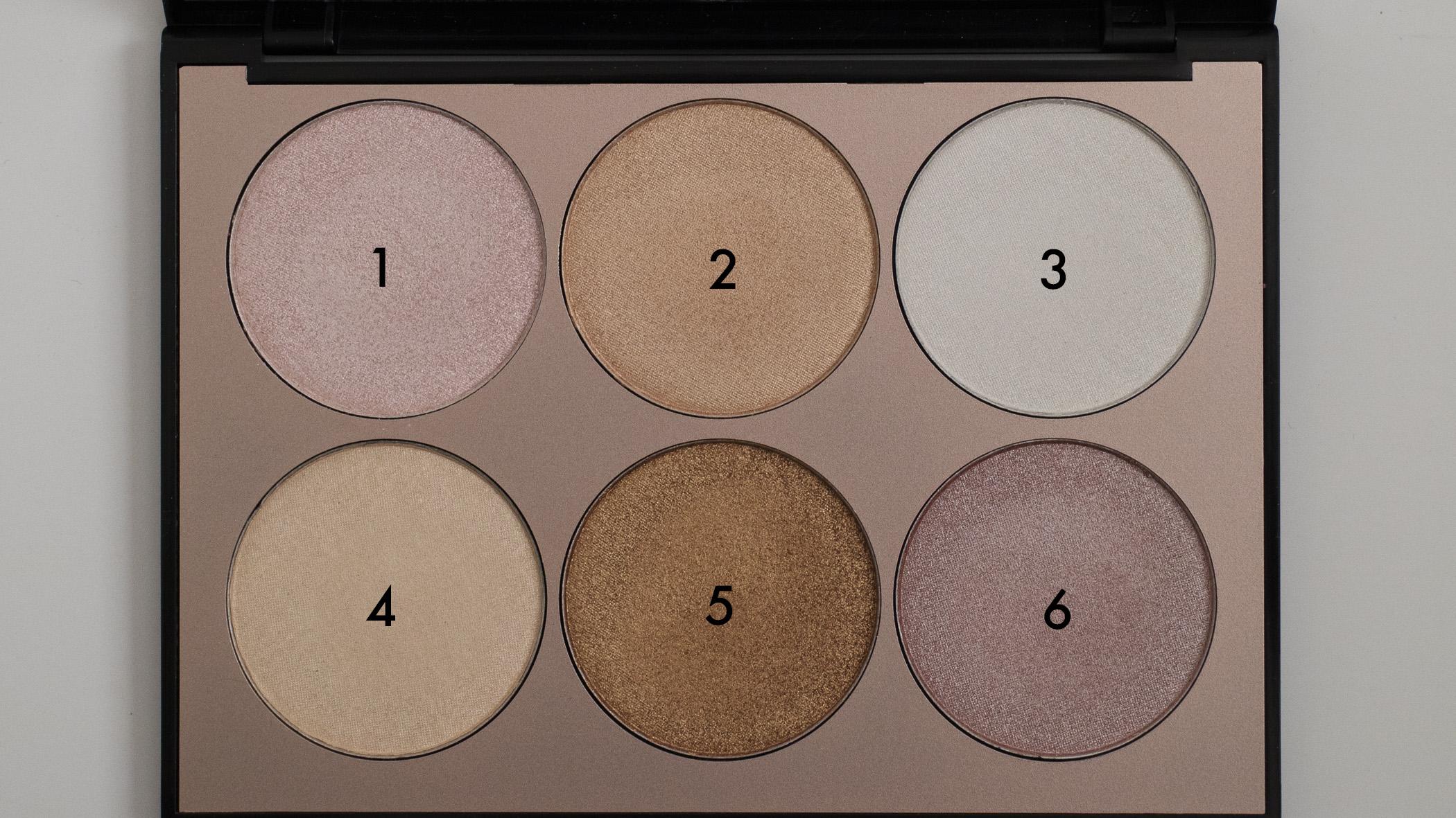 Sephora Luminizing Palette