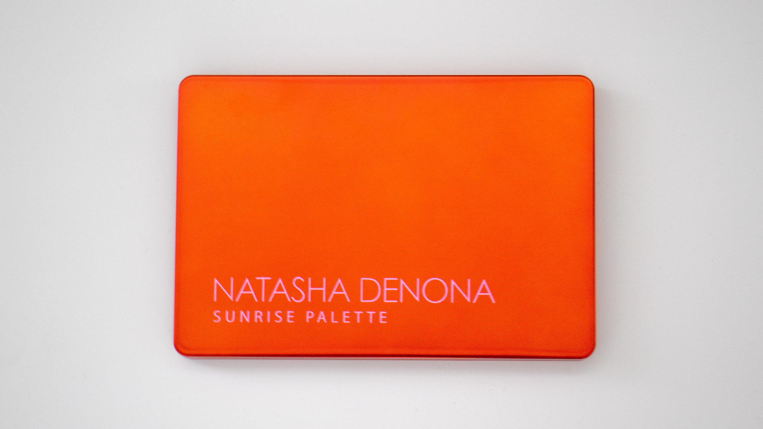 Natasha Denona Sunrise Palette - Exterior