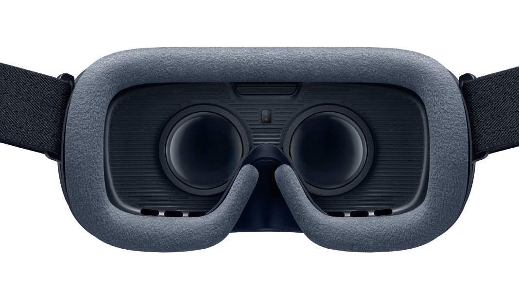 Samsung Gear VR Interior View