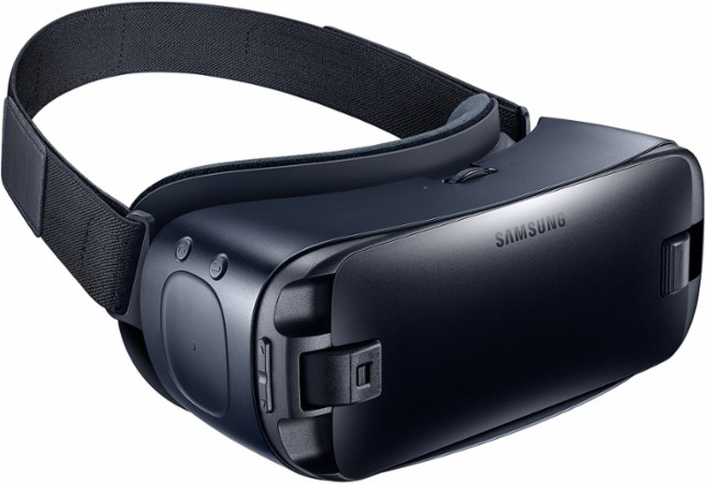 Samsung Gear VR Side View