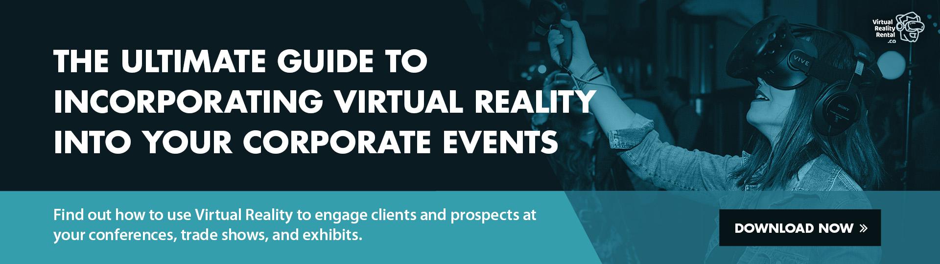 incorporating Virtual Reality
