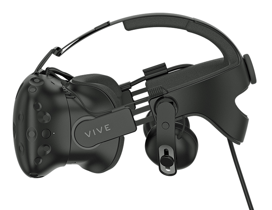 Side HTC Vive Rental