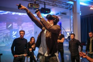 Oculus Rift at Events