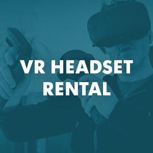 VR Headset Rental