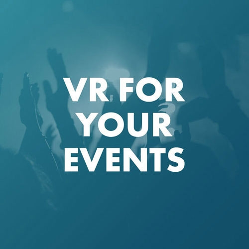VR For Your Events