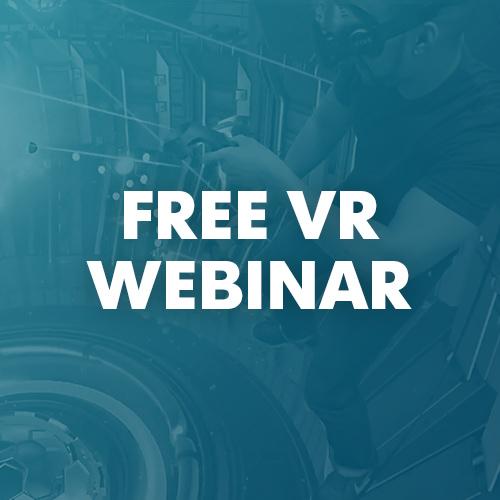 Virtual Reality Webinar