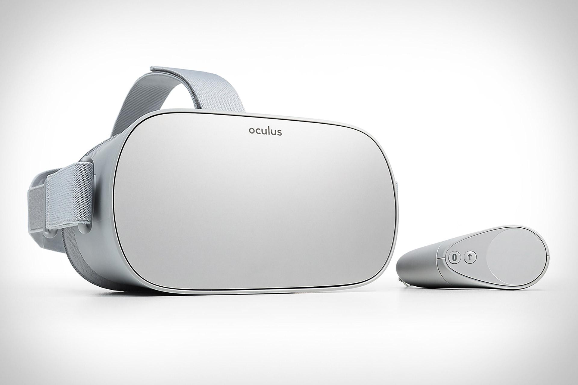 Oculus Go Floating