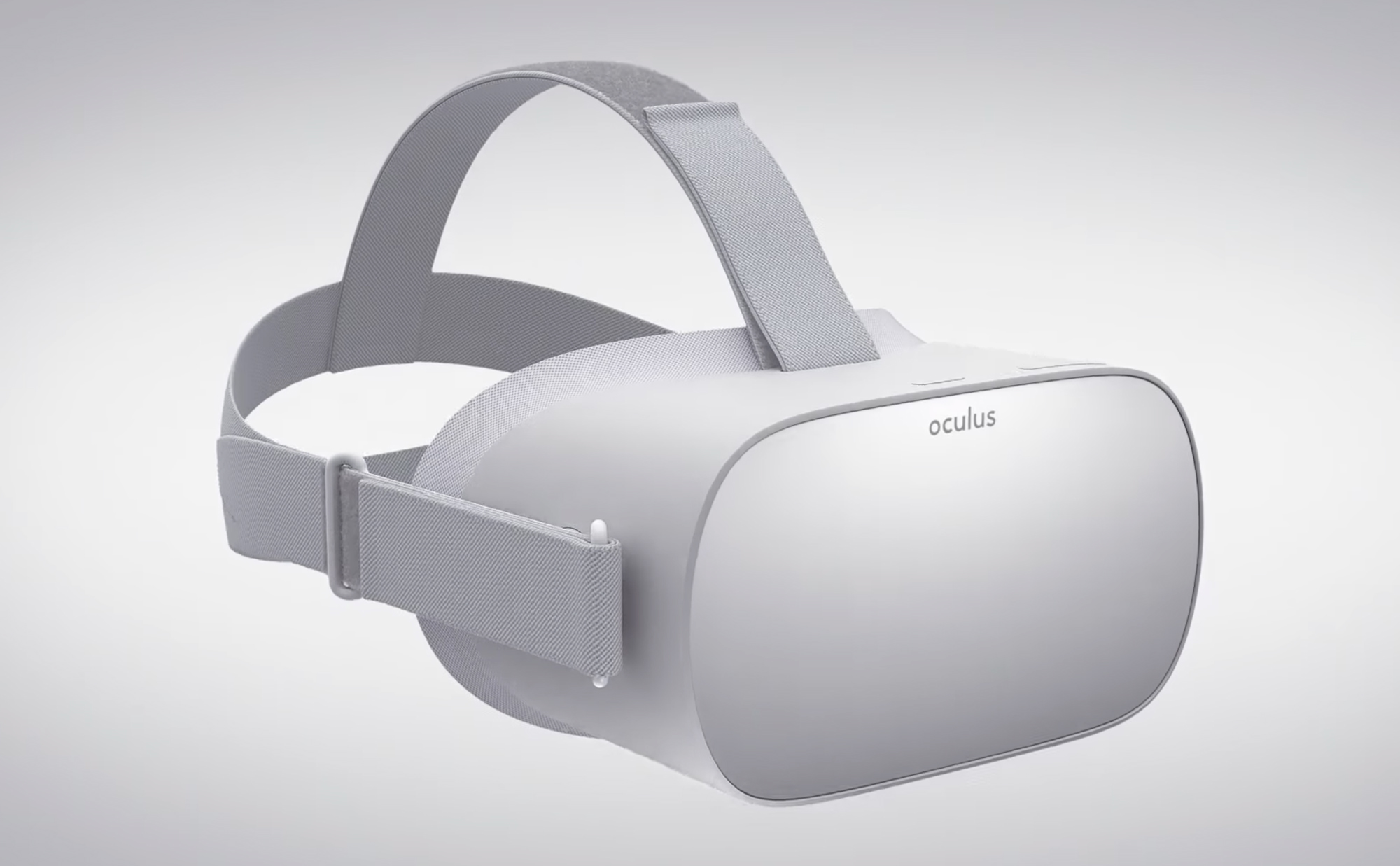 Oculus Go Sideview