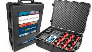 Google Expedition Kit Box