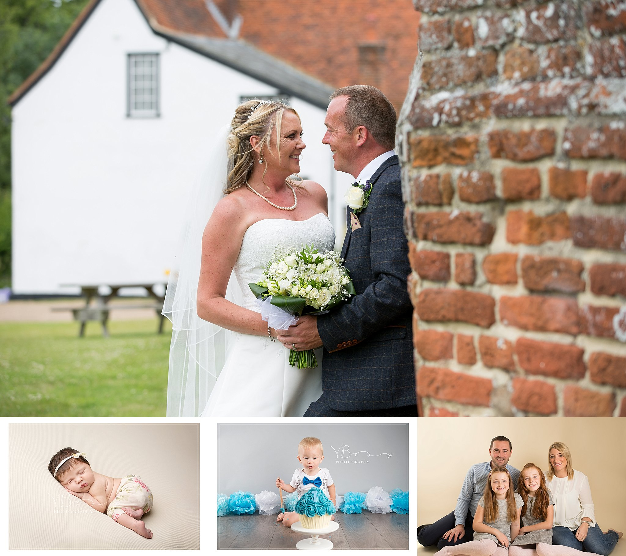 VB Photography - Newborn, Family & Wedding Photography