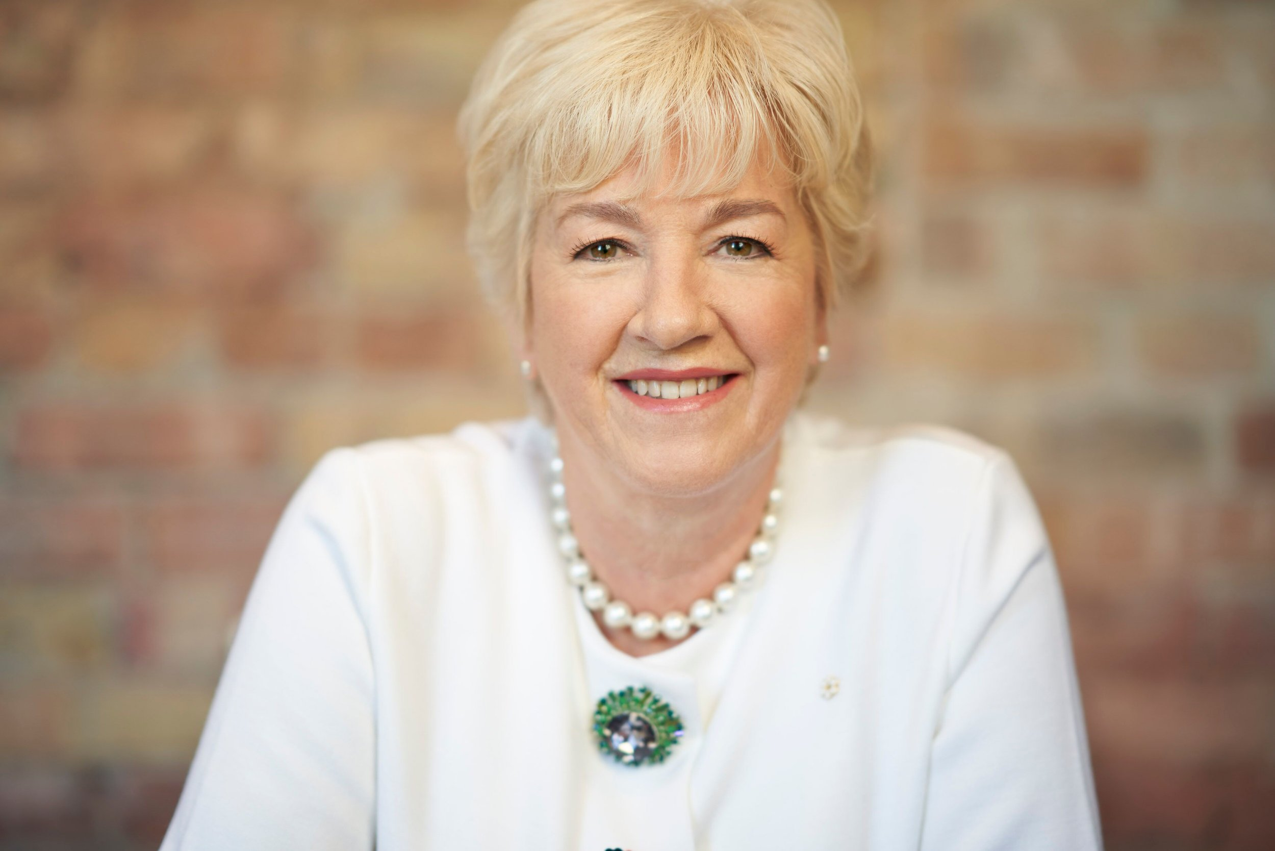 Annette Verschuren - Chair & CEO, NRStor Inc.Verity Member for 13 yearsShe's sought after by Leaders from around the world. And no wonder. She knows her stuff…and heading up Home Depot Canada was just the start. She's down to earth, smart, and has a great sense of humour. You can catch her laugh at George.