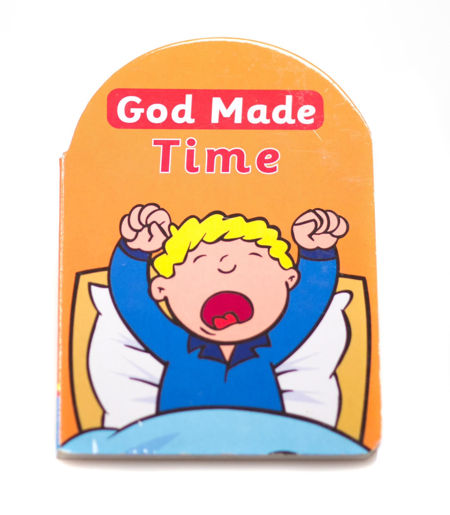 The 'God Made' Children's Book Series