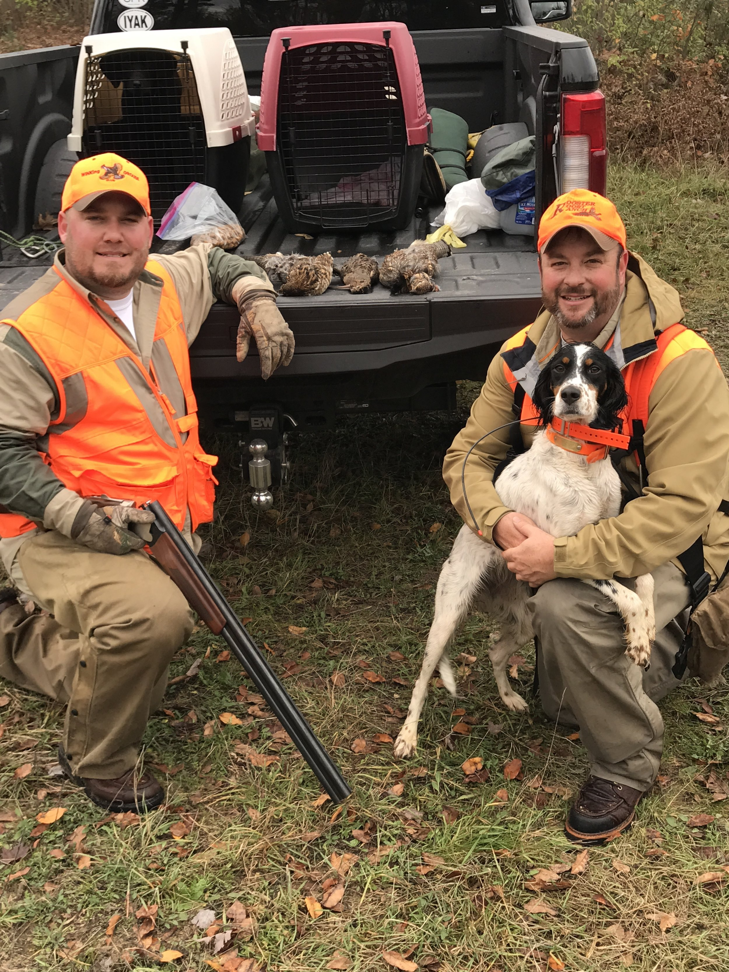 Guided Upland | Waterfowl | Turkey Hunting -