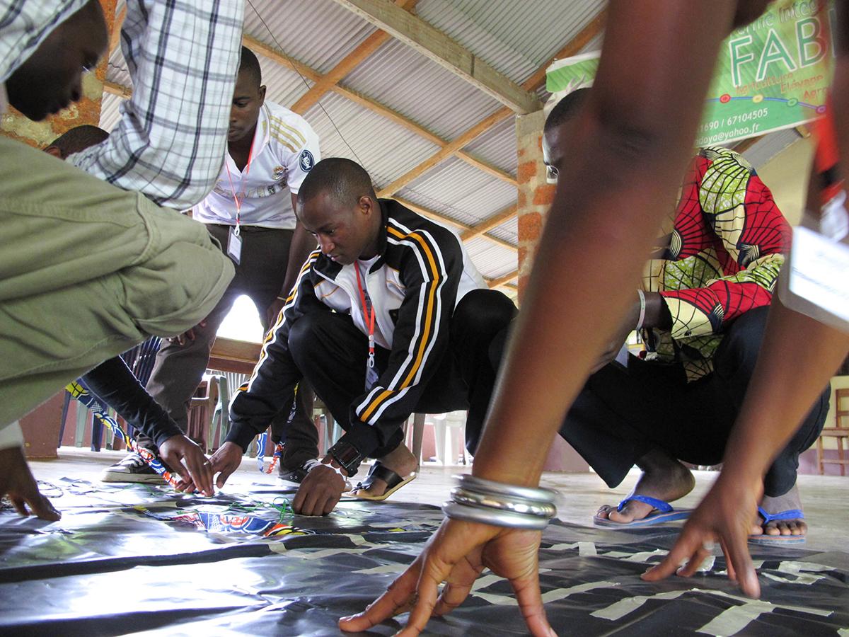 Formation des jeunes entrepreneurs