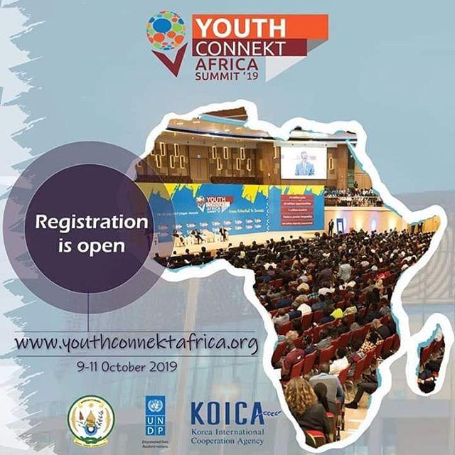 APPEL A PARTICIPATION: YOUNG CONNECKT AFRICA 2019  Le sommet YOUTH CONNEKT AFRICA 2019 (Youthconnektafrica) aura lieu du 9-11 octobre à Kigali Rwanda 🇷🇼. Si Vous êtes un(e) jeune entrepreneur(e) âgé(e) de 16 à 35 ans, postulez avant le 25 août pour une chance de remporter le prix YCA  INSCRIPTIONS👉 : bit.ly/2KwCp8C  #DaretoInnovate #OsezInnover #Guinee