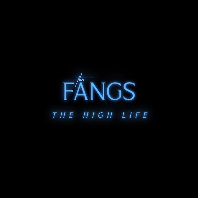 "New song ""The High Life"" is out now! Listen on Spotify, Apple Music or anywhere music is streamed! 🖤🦋 #thehighlife #thefangs #alternativerock #newmusic"