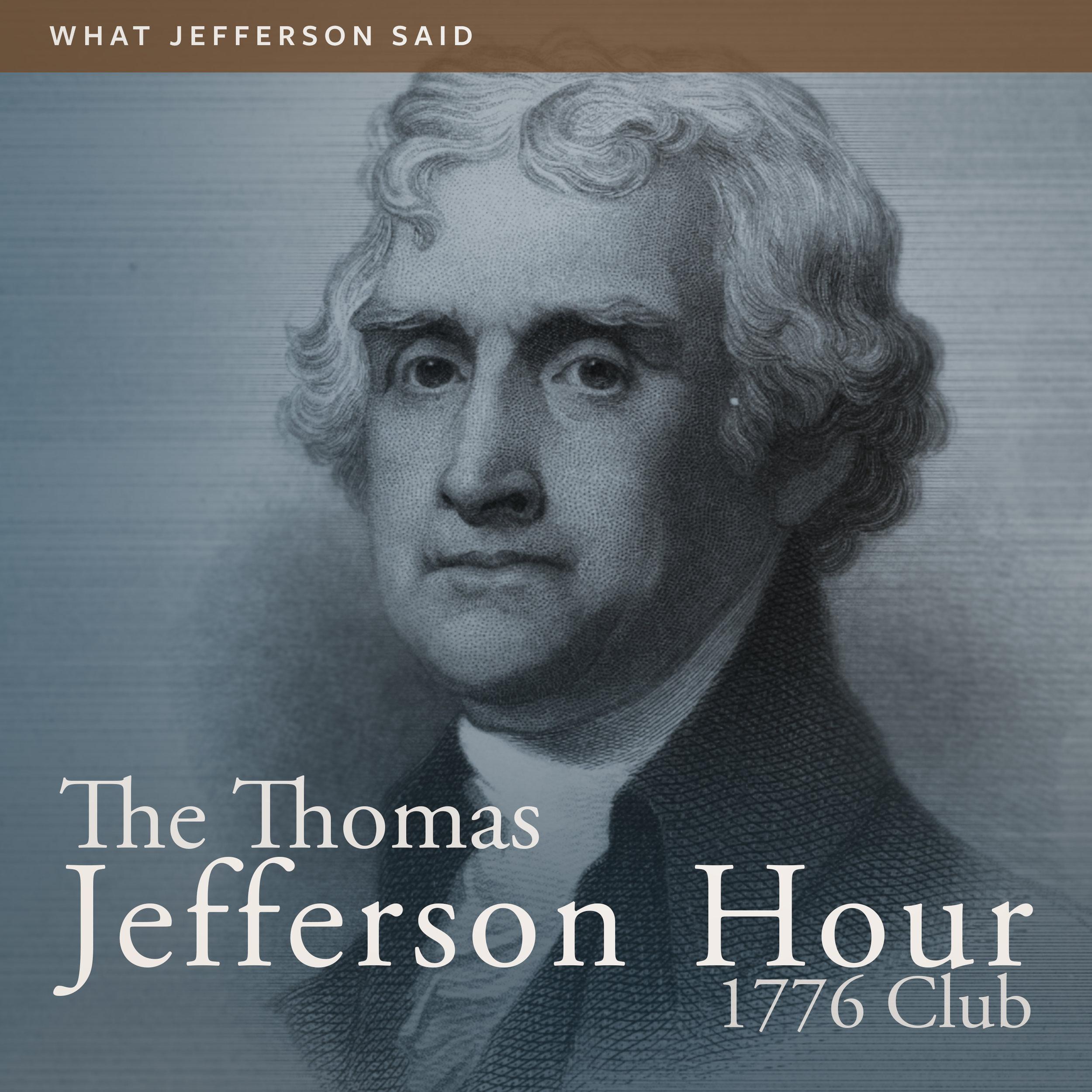 What Jefferson Said