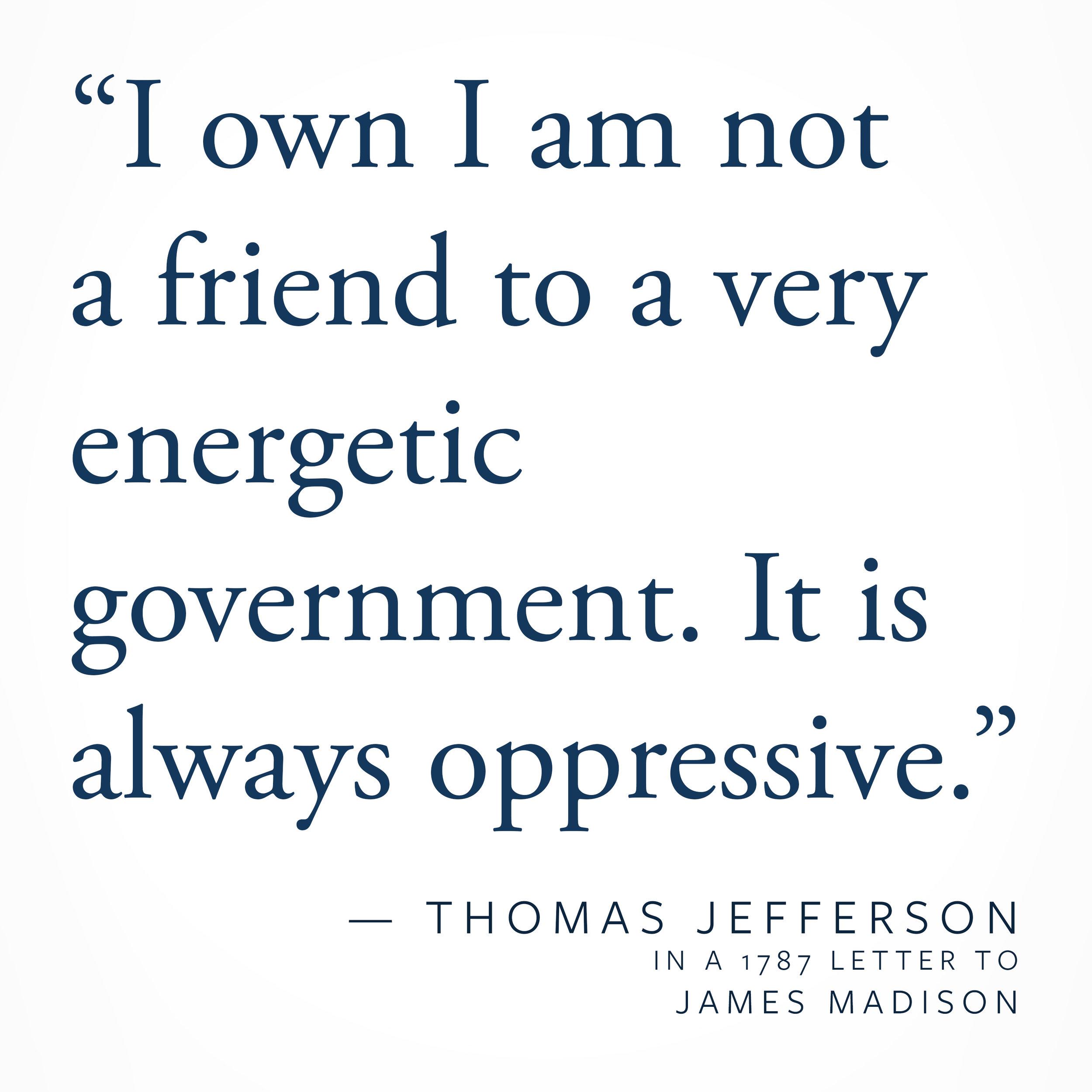 Energetic Govt