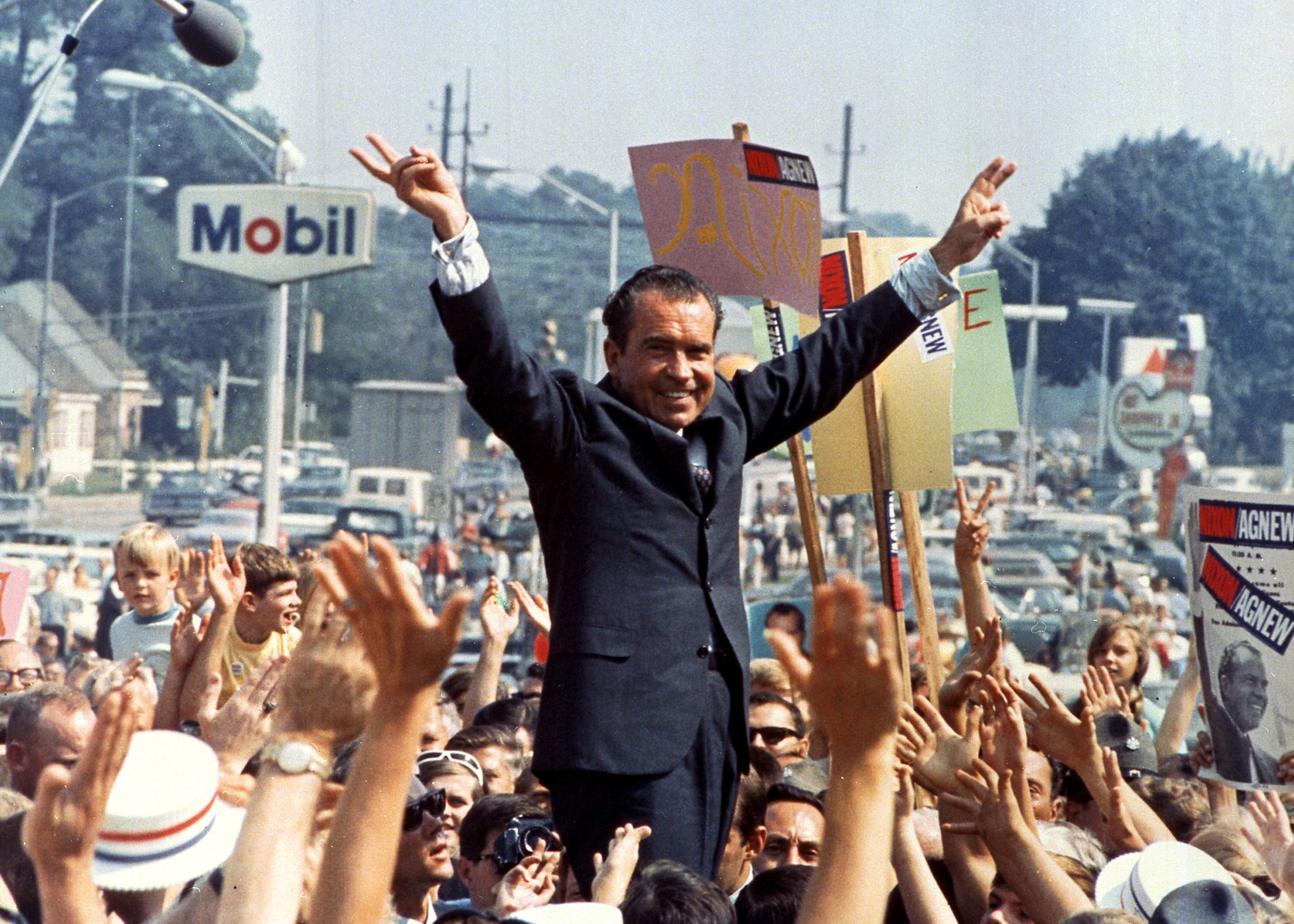 Nixon and the Logan Act - The Jefferson Watch