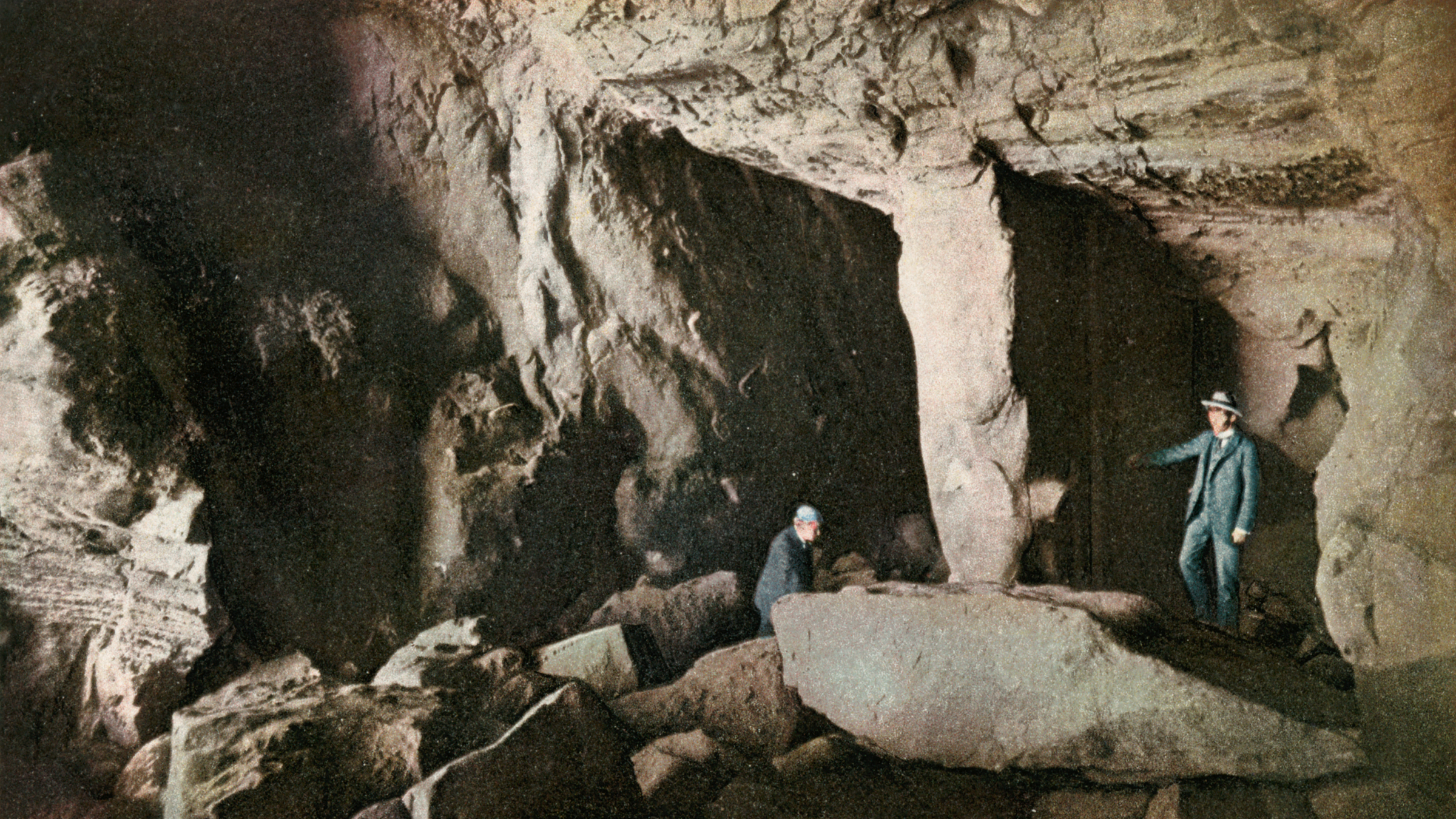Spelunking for Truth in a Disillusioned Era - The Jefferson Watch