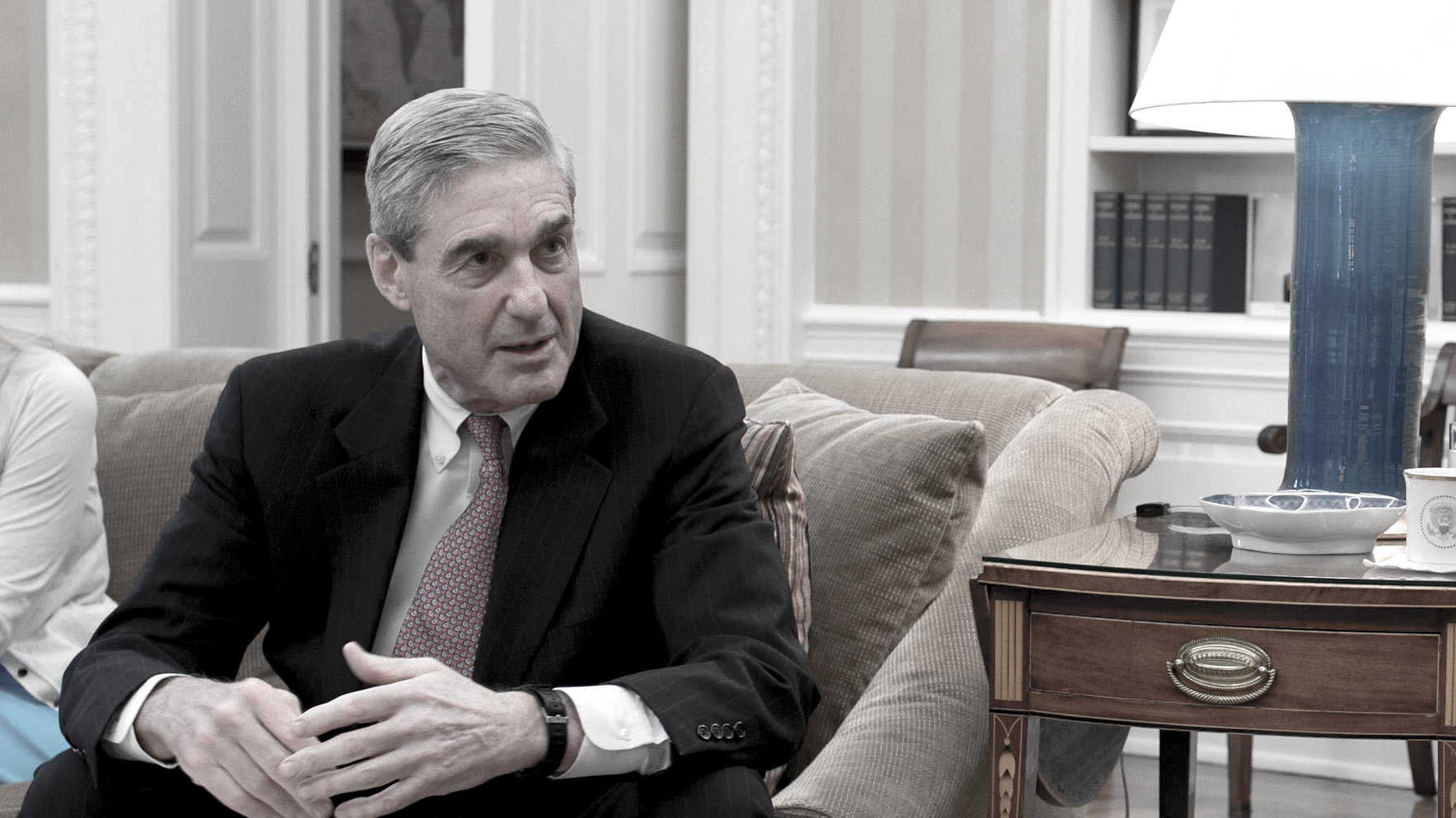 Let Us Read the Mueller Report - The Jefferson Watch