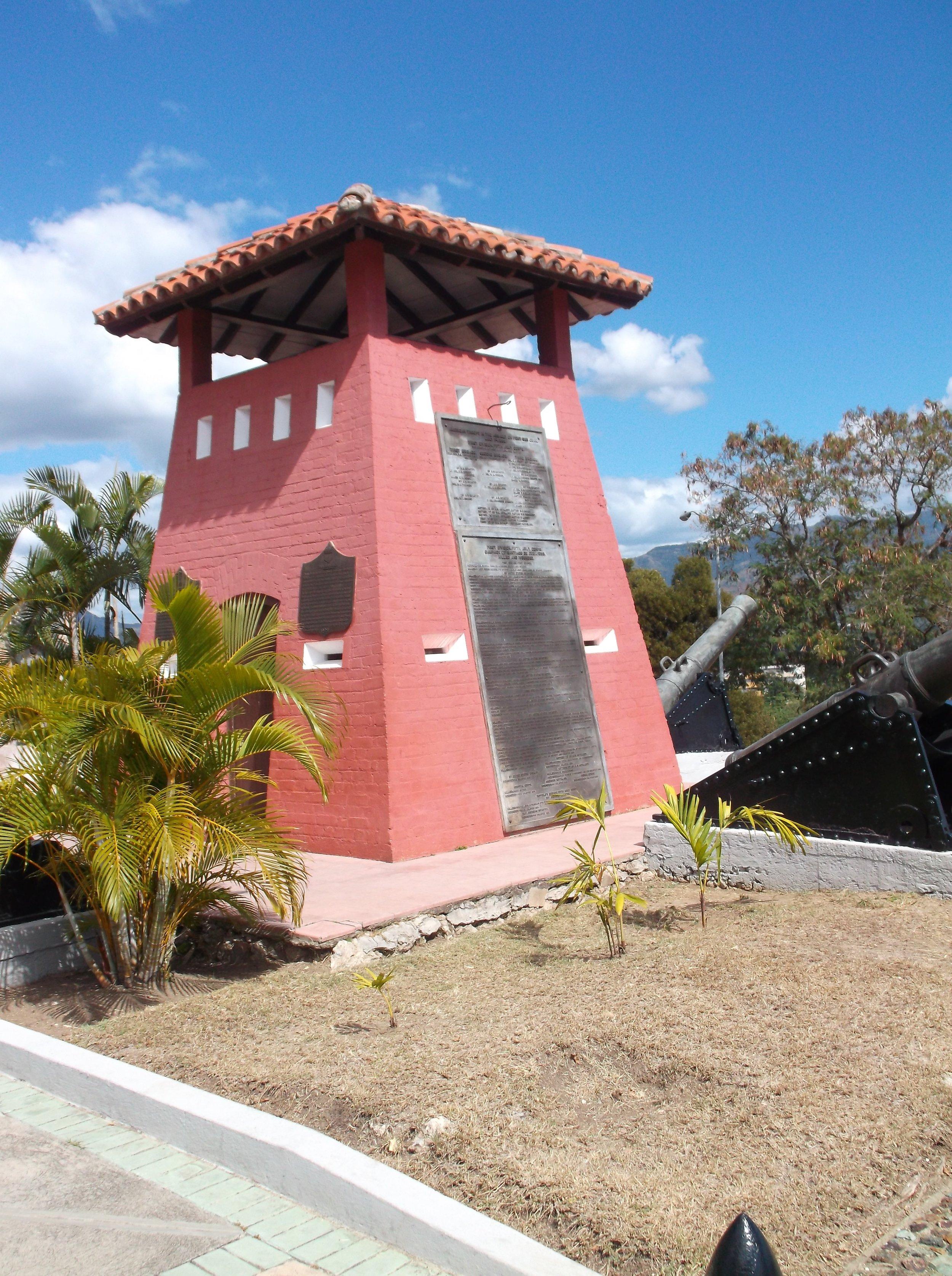 Cuba February 2019 (23) - San Juan Hill Monument Santiago de Cuba.JPG