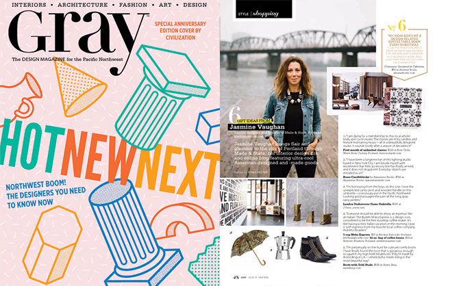 Gray Magazine - December 2014