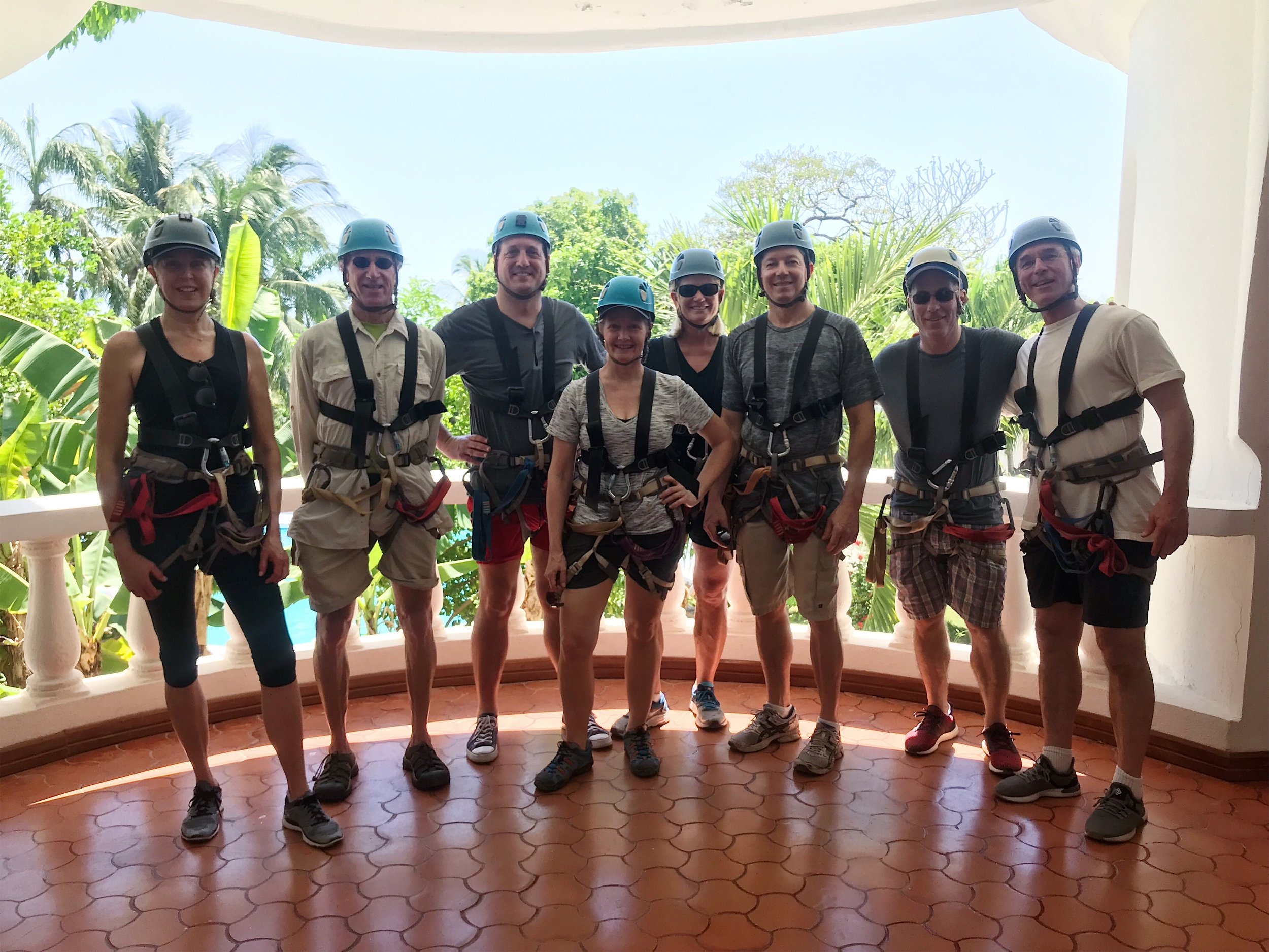 zip lining gearing up.jpeg