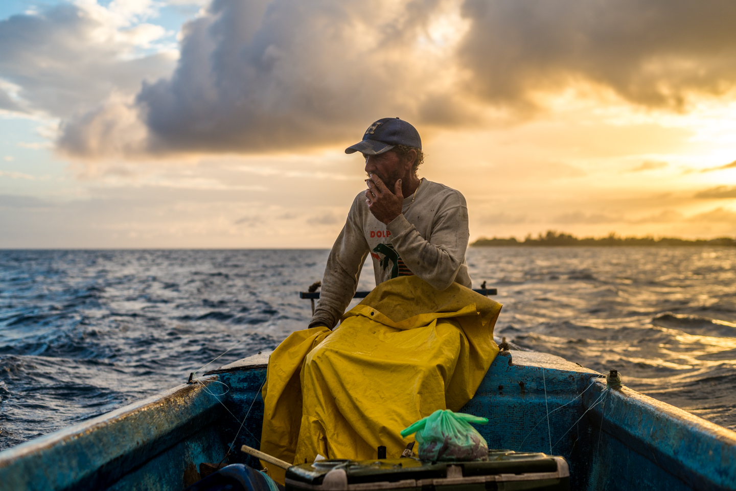 The Real Old Man and The Sea - A photo essay on Sorro, the fisherman