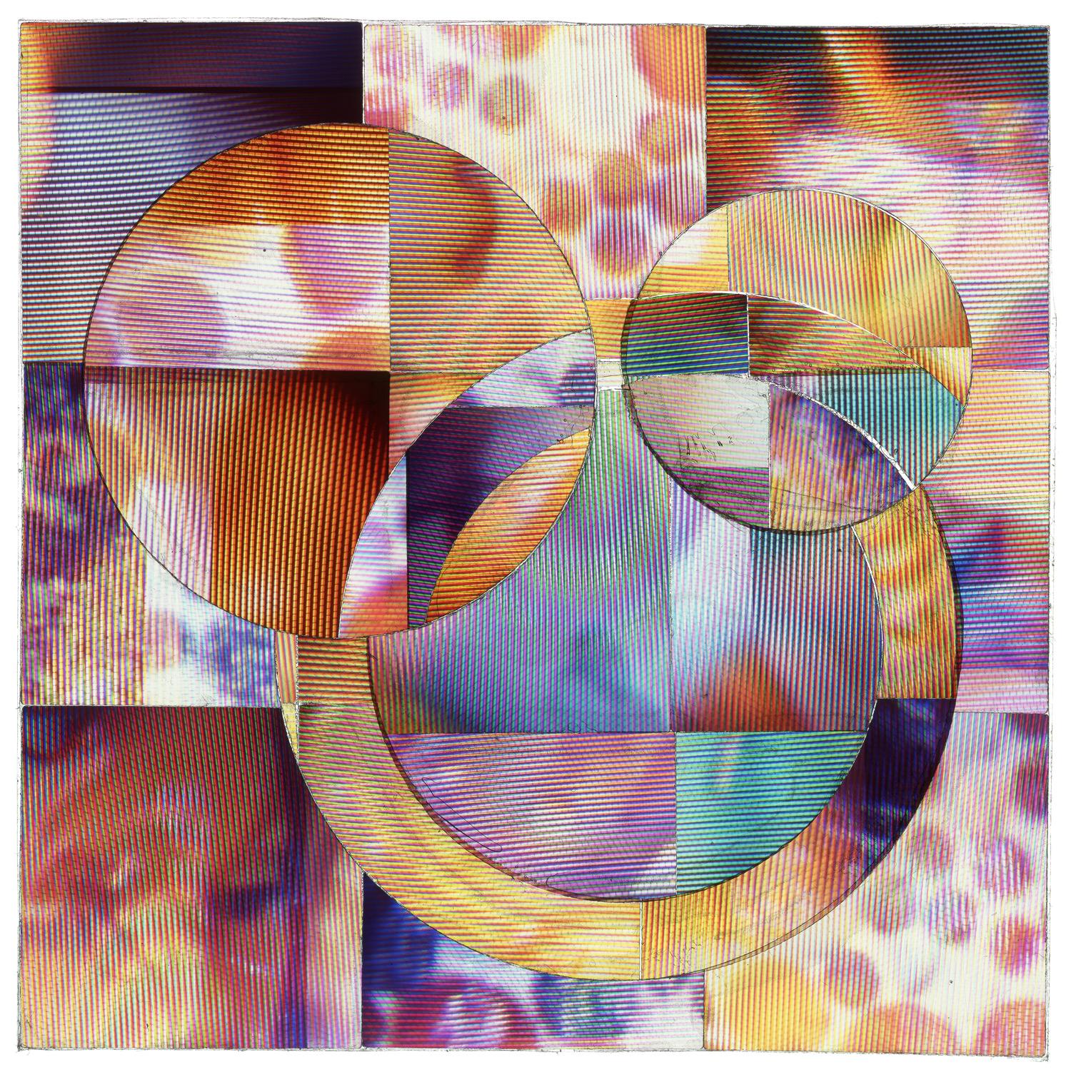 """Color Zen #16, 24""""x24"""""""