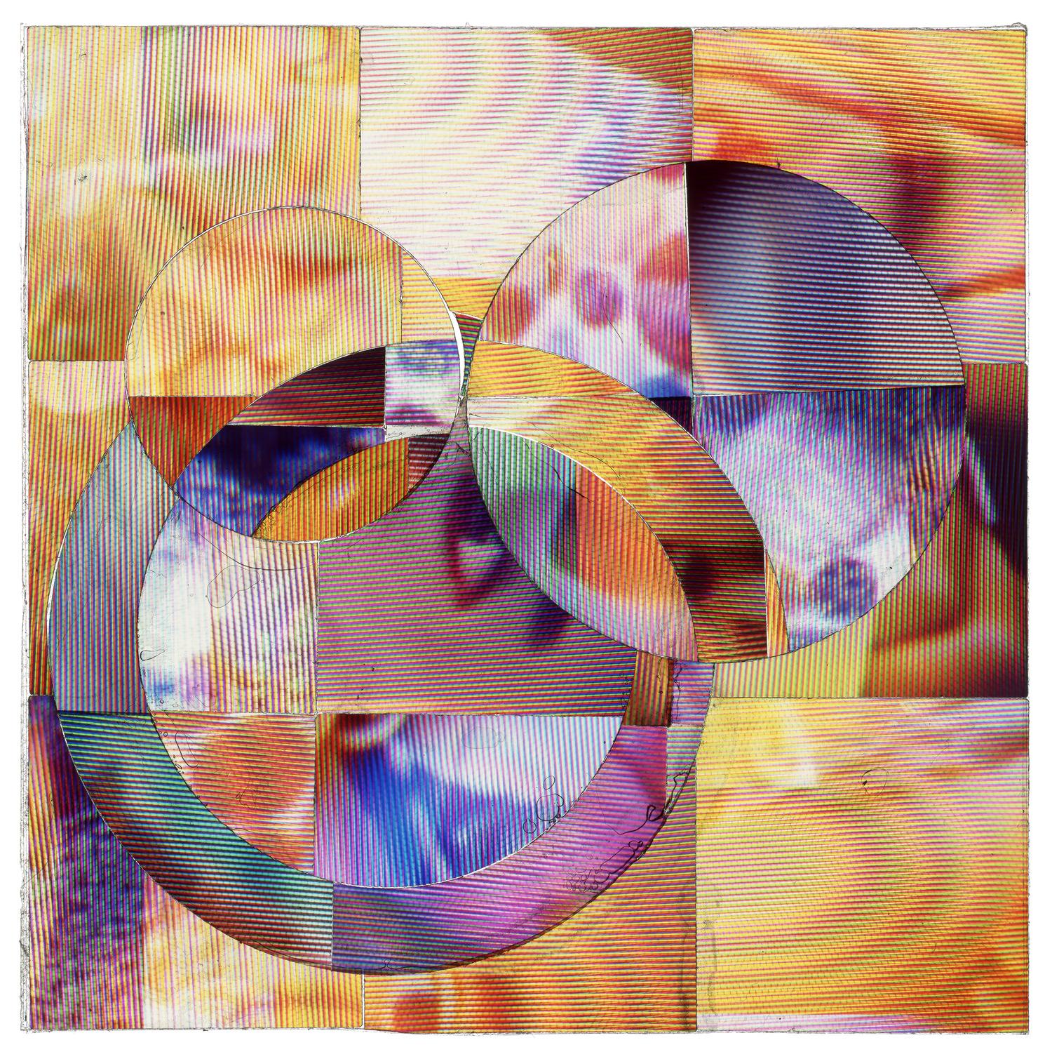 """Color Zen #15, 24""""x24"""""""