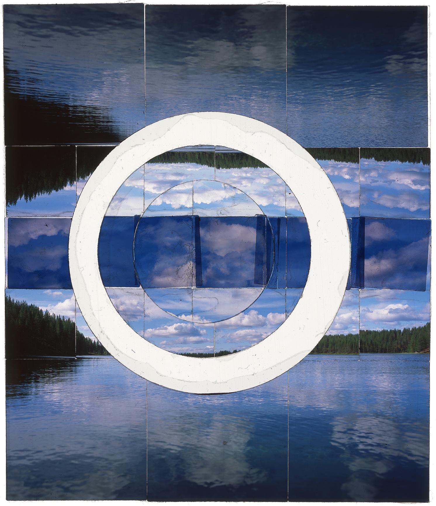 "ÖLLÖRI, FINLAND - 30""x36"" (76cmx91cm) • TRANSPARENCY FILM PRINT, ARCHIVAL PIGMENT ON FUJI LUSTRE  (EDITION OF 5)"