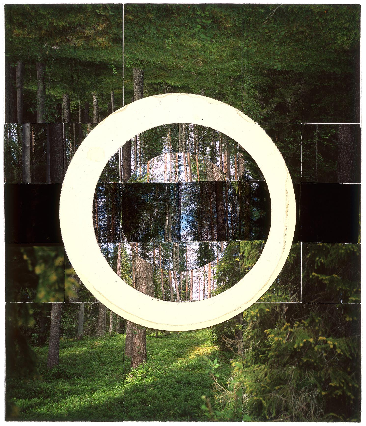 "HÄMEAHO, FINLAND - 30""x36"" (76cmx91cm) • TRANSPARENCY FILM PRINT, ARCHIVAL PIGMENT ON FUJI LUSTRE  (EDITION OF 5)"