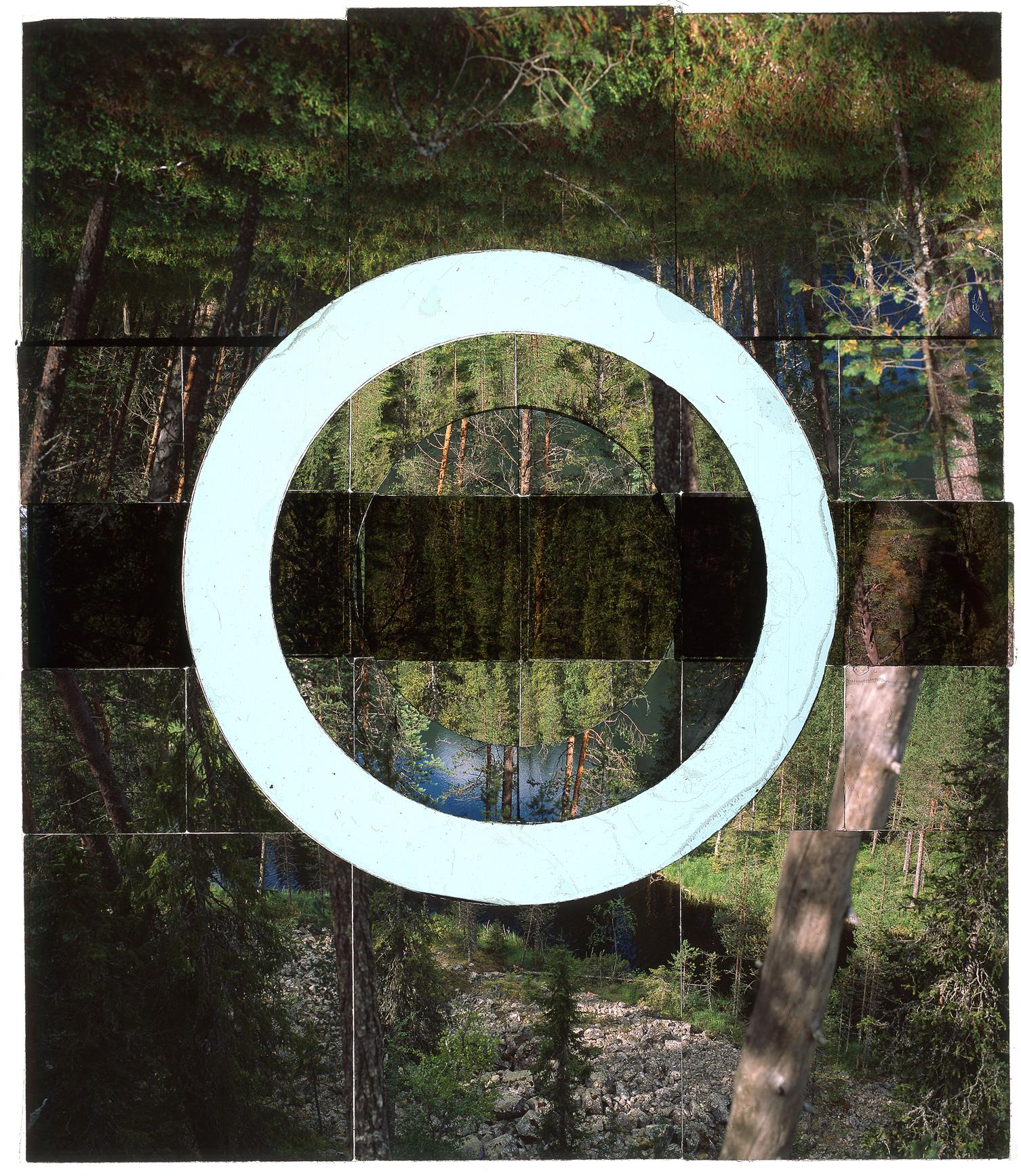 "ALA-ÖLKKY, FINLAND - 30""x36"" (76cmx91cm) • TRANSPARENCY FILM PRINT, ARCHIVAL PIGMENT ON FUJI LUSTRE  (EDITION OF 5)"