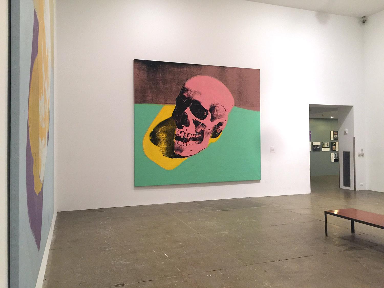 Skull  , 1976, Andy Warhol