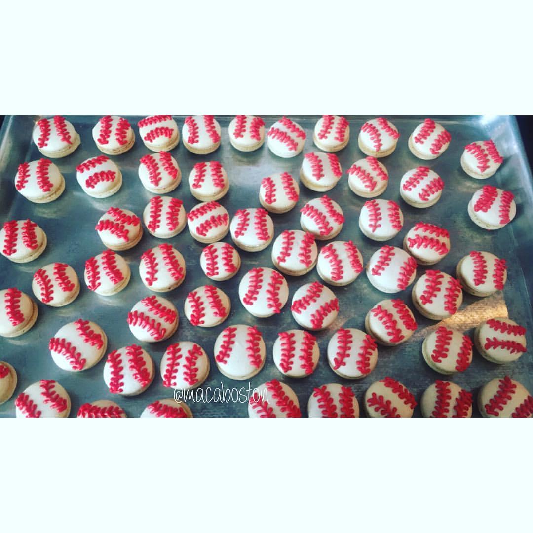 Baseballs for Boston Beer (Sam Adams)
