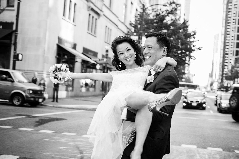 bride-and-groom-georgia-street-vancouver-wedding-yaletown-photography-photo