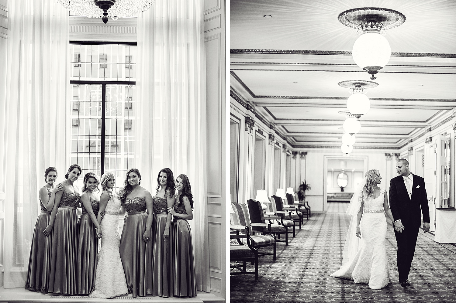 bridesmaids-bride-and-groom-fairmont-hotel-vancouver-yaletown-photography-photo