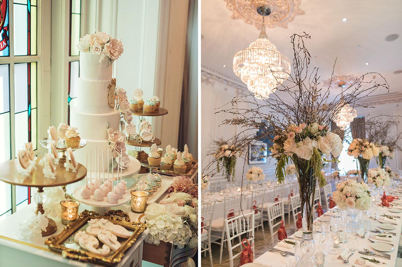wedding-reception-hawksworth-restaurant-wedding-cake-yaletown-photography-photo