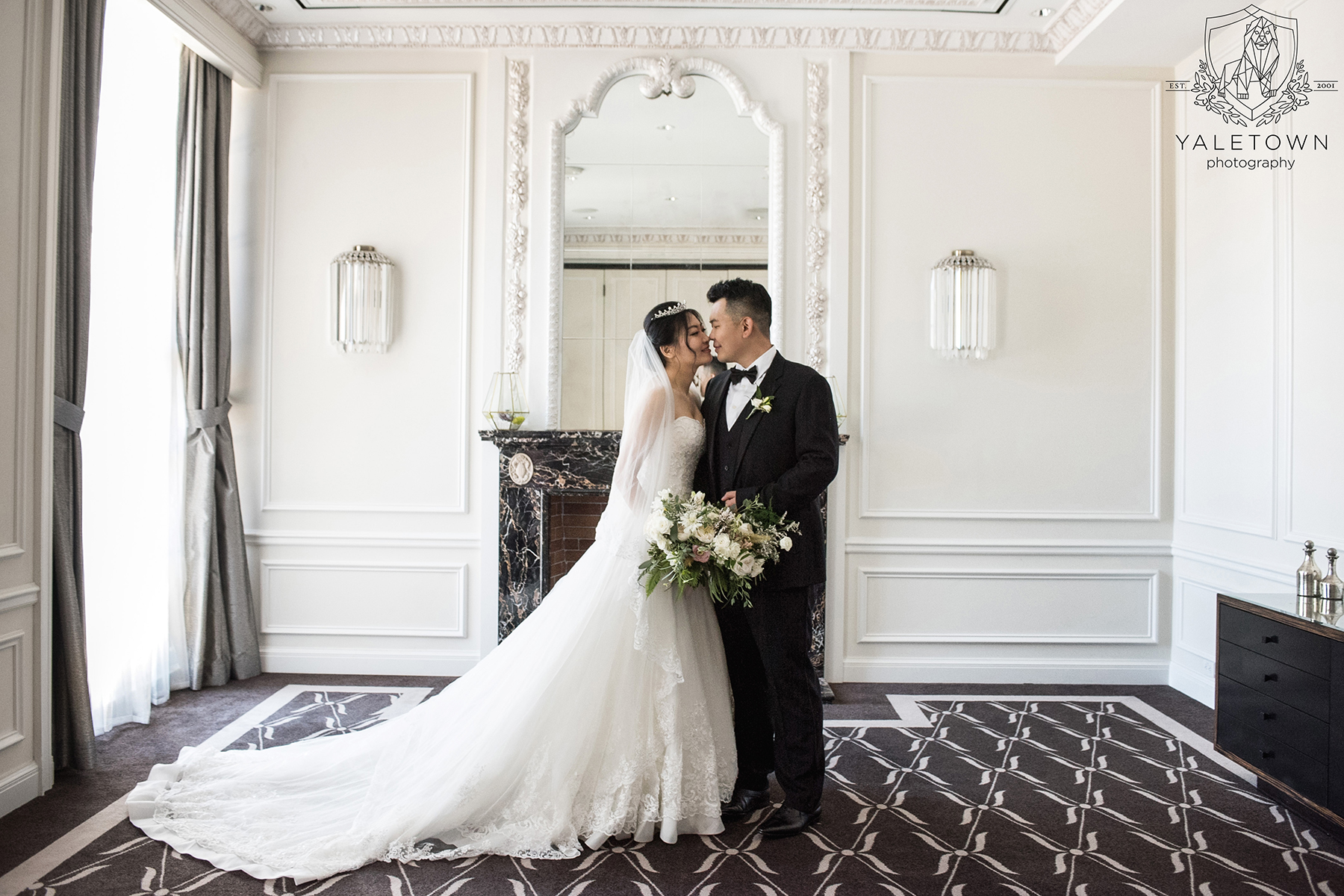 Bride-Groom-PortraitsRosewood-Hotel-Georgia-Vancouver-Wedding-Yaletown-Photography-photo