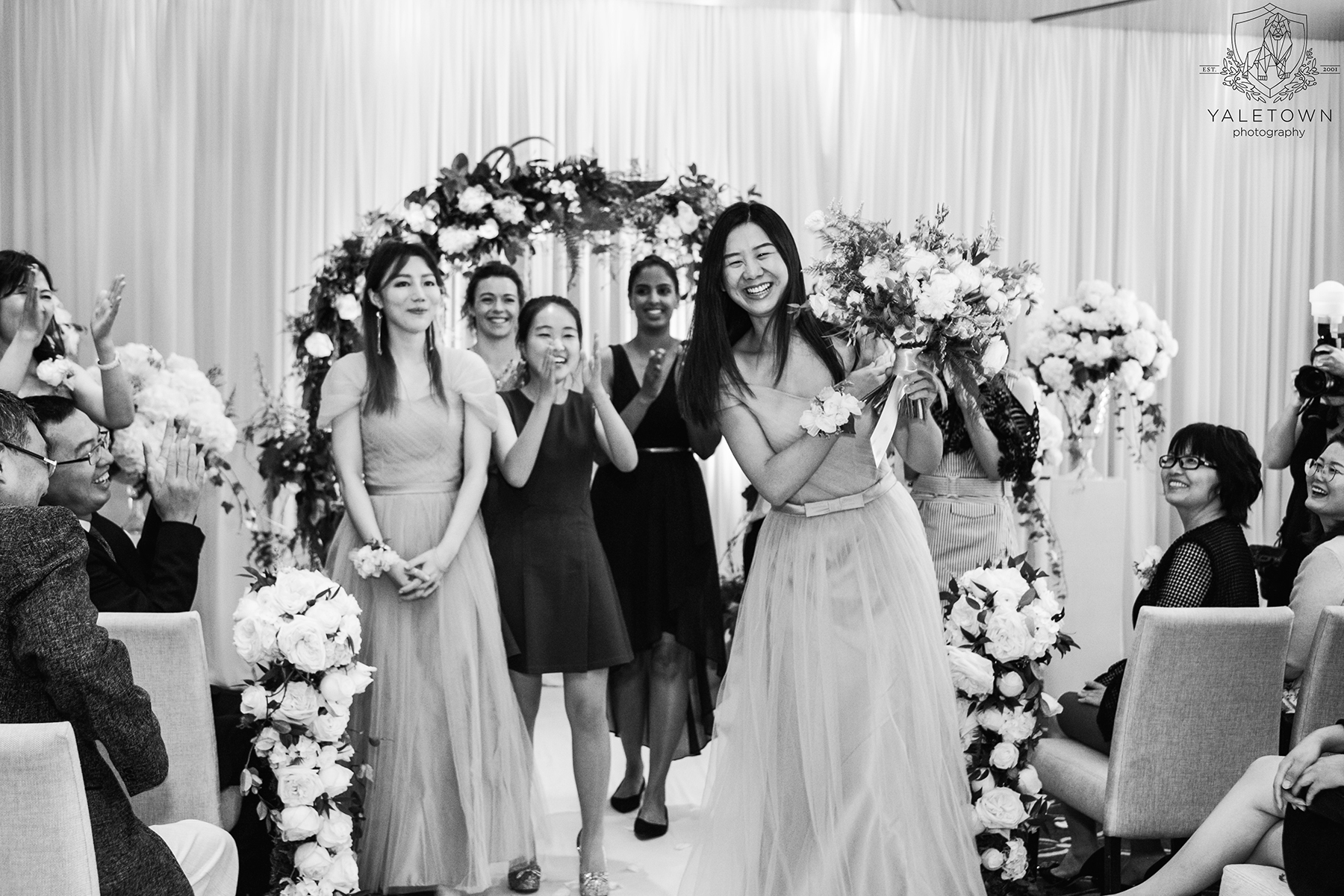 Bouquet-Toss-Rosewood-Hotel-Georgia-Vancouver-Wedding-Yaletown-Photography-photo