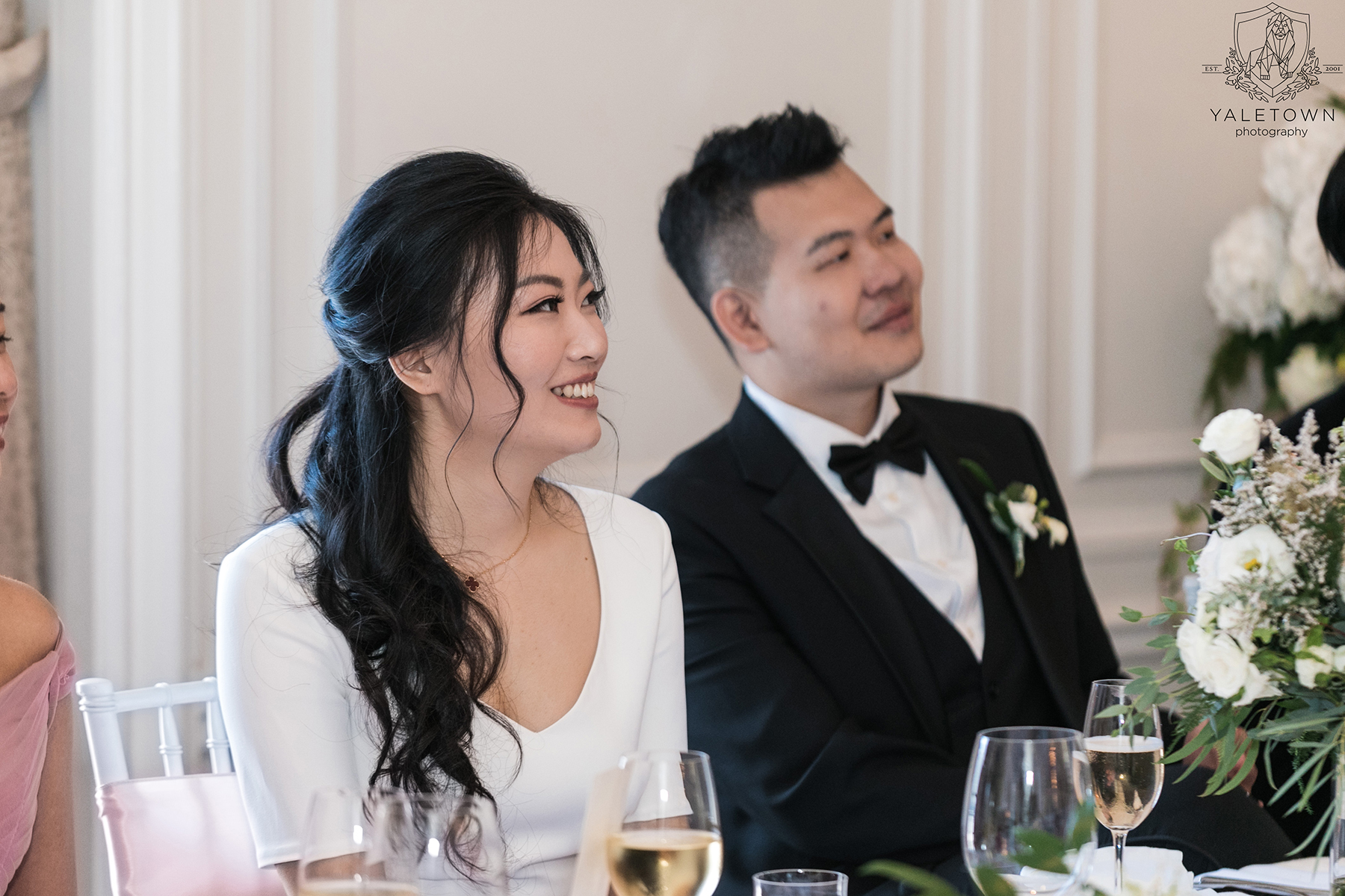 Wedding-Reception-Speeches-Bride-Groom-Rosewood-Hotel-Georgia-Vancouver-Wedding-Yaletown-Photography-photo