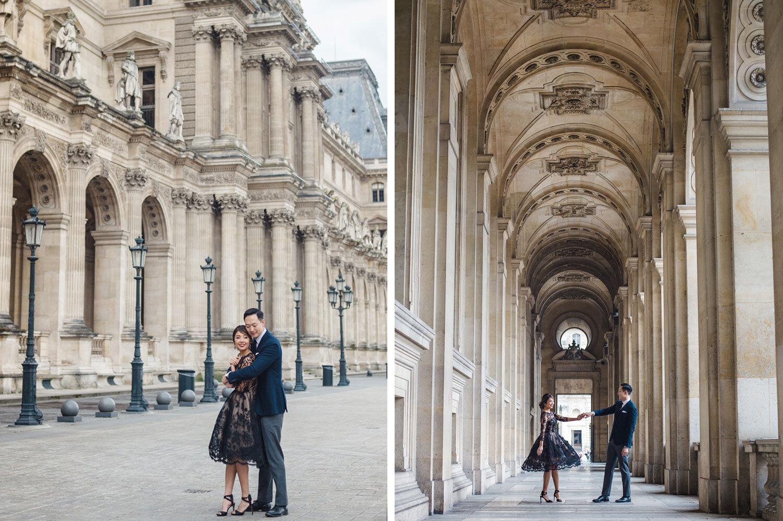 Louvre-Paris-Engagement-Session-Yaletown-Photography-photo