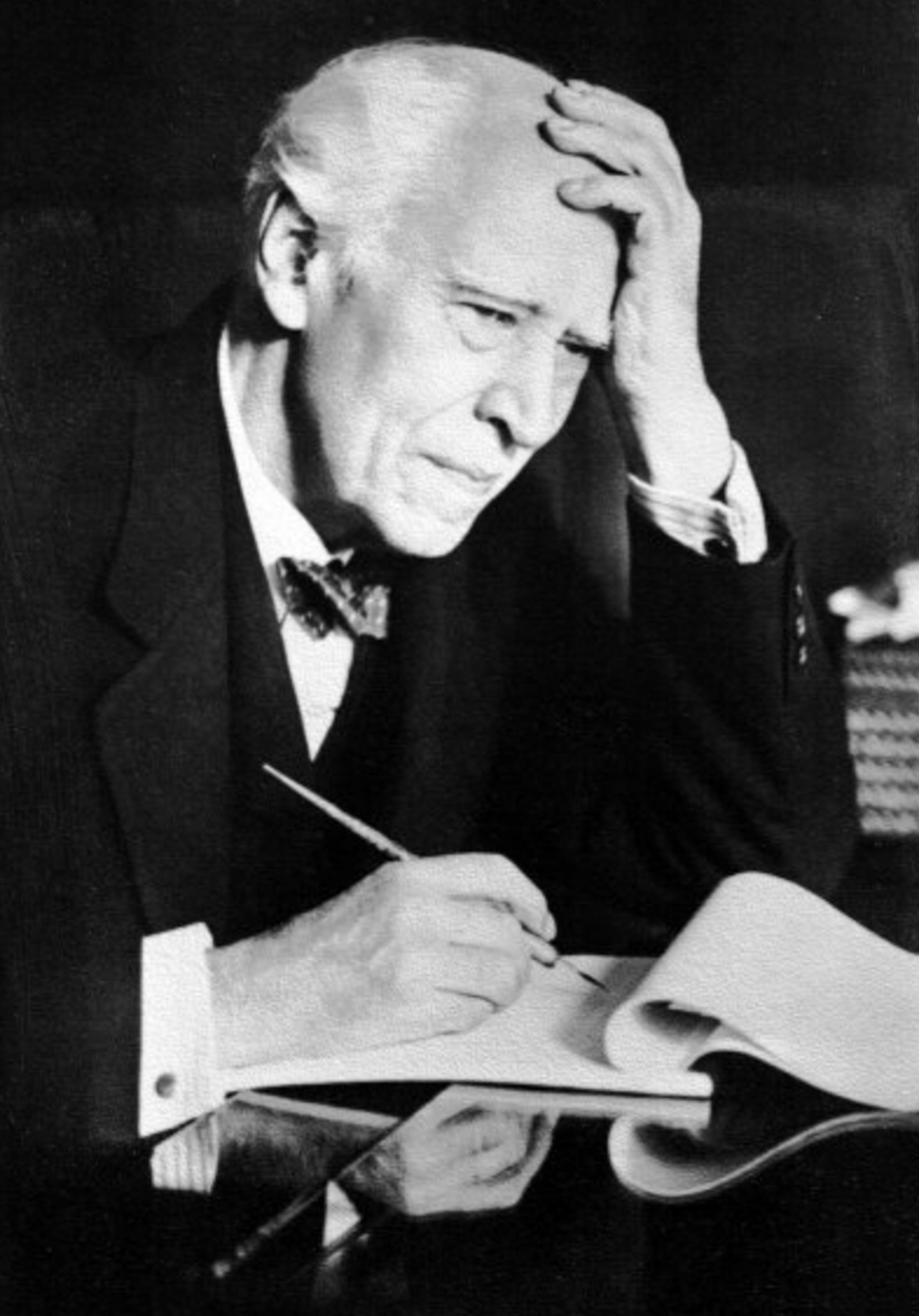 Konstantin Stanislavski,  1935