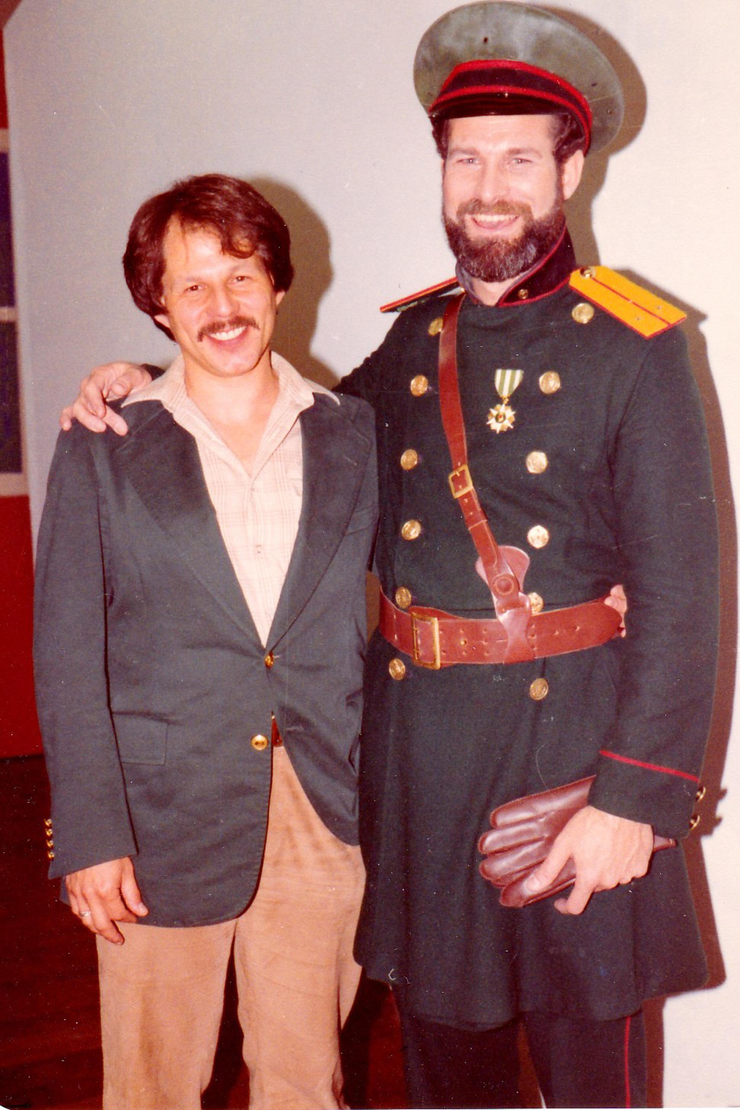June 1980  Philip G. Bennett & James Detroit Peters