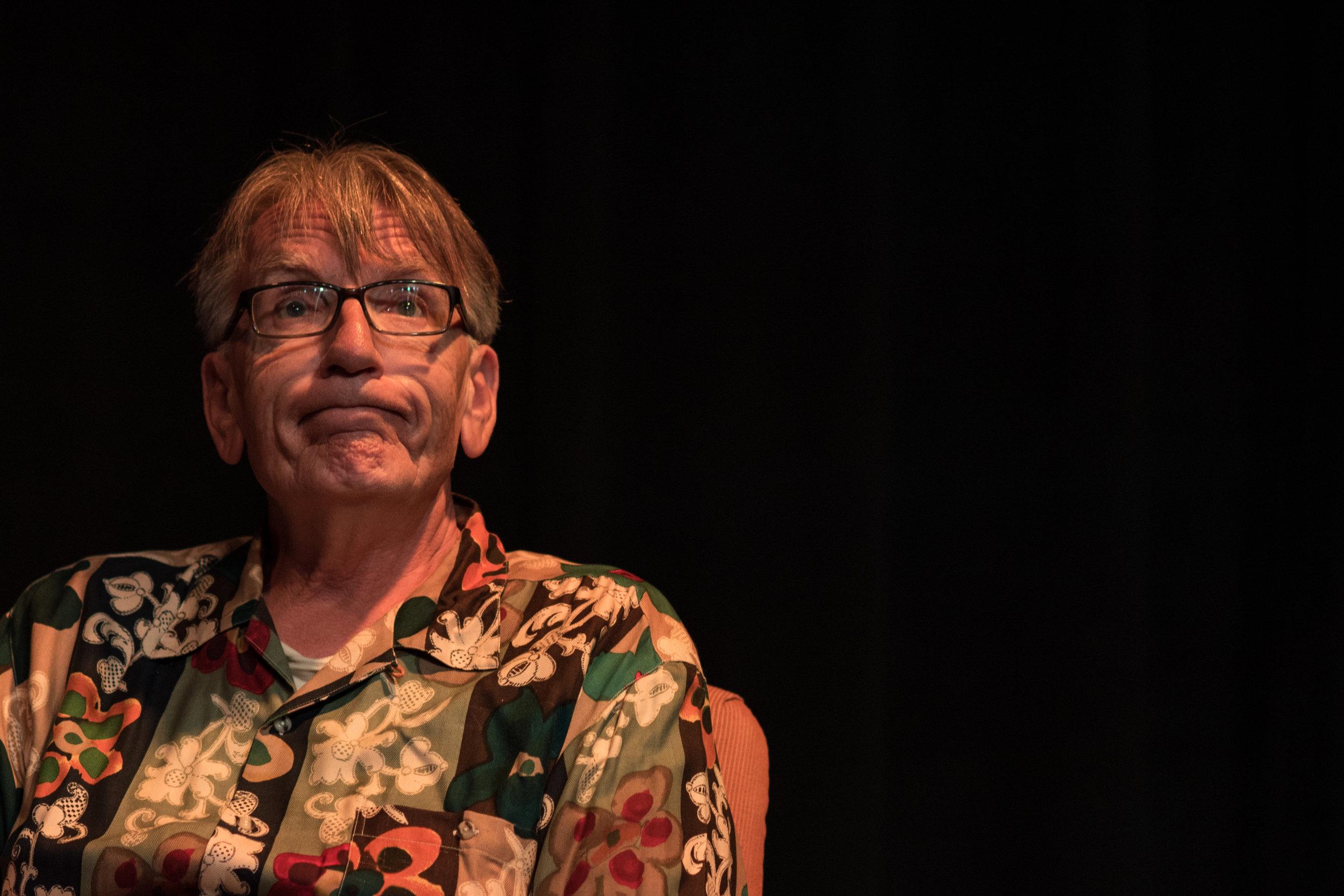 The Bennett TheatreLab & Conservatory: Festival of Plays, 2018 John Muller